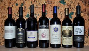 7 вин на дегу Супертосканы