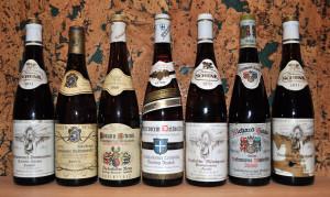 7 вин на Пфальц